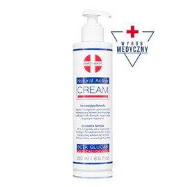 Beta-Skin Natural Active Cream NAC AZS, łojotok, łuszczyca, krem nawilżający 250 ml