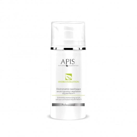 APIS Hydro Evolution ekstremalnie nawilżające serum z gruszką i rabarbarem AQUAXTREM™ 100 ml