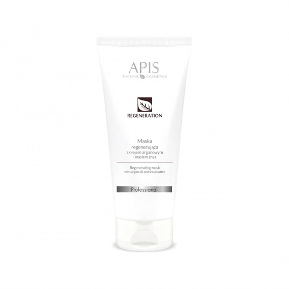 APIS Regeneration regenerująca maska z olejem arganowym i masłem shea 200 ml
