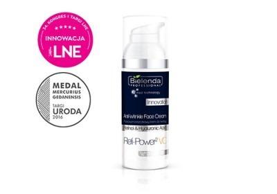 Bielenda Anti-Wrinkle Face Cream – Przeciwzmarszczkowy krem do twarzy 50ml