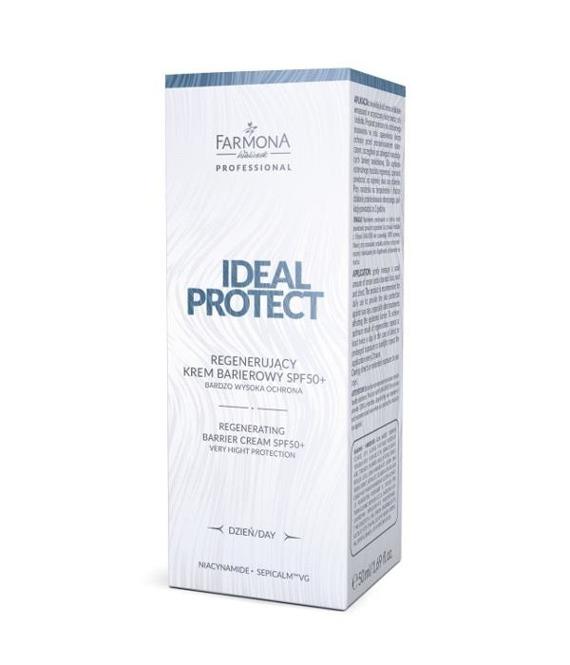 Farmona IDEAL PROTECT Regenerujący krem barierowy spf50+ 50 ml