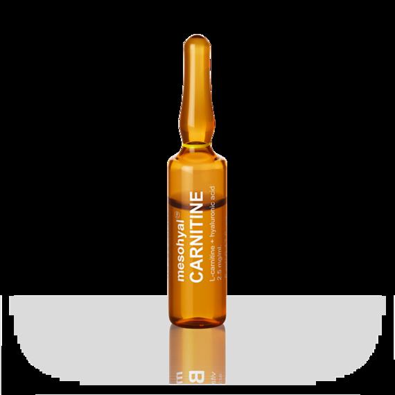 L-karnityna MESOESTETIC Mesohyal CARNITINE 5ml (1szt.)