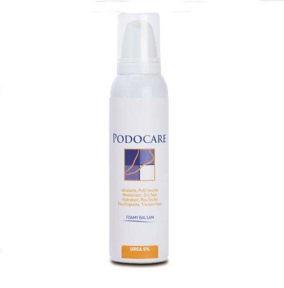 PODOCARE Foamy Balsam Delikatna pianka do stóp do skóry suchej i wrażliwej 150 ml